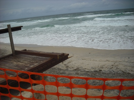 04 Main Beach erosion