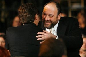 prize-winning Gandolfini