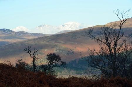 across the loch - a wonder