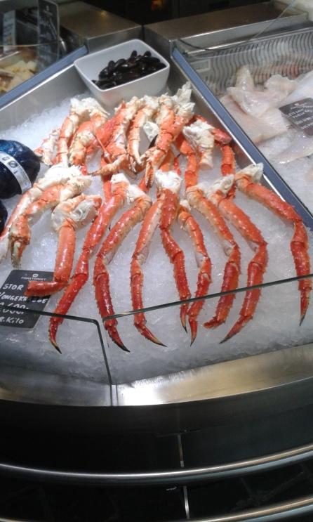 Kamchatka crab